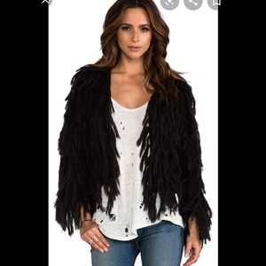 Sweaters - Wolf Clan Style Shaggy Sweater